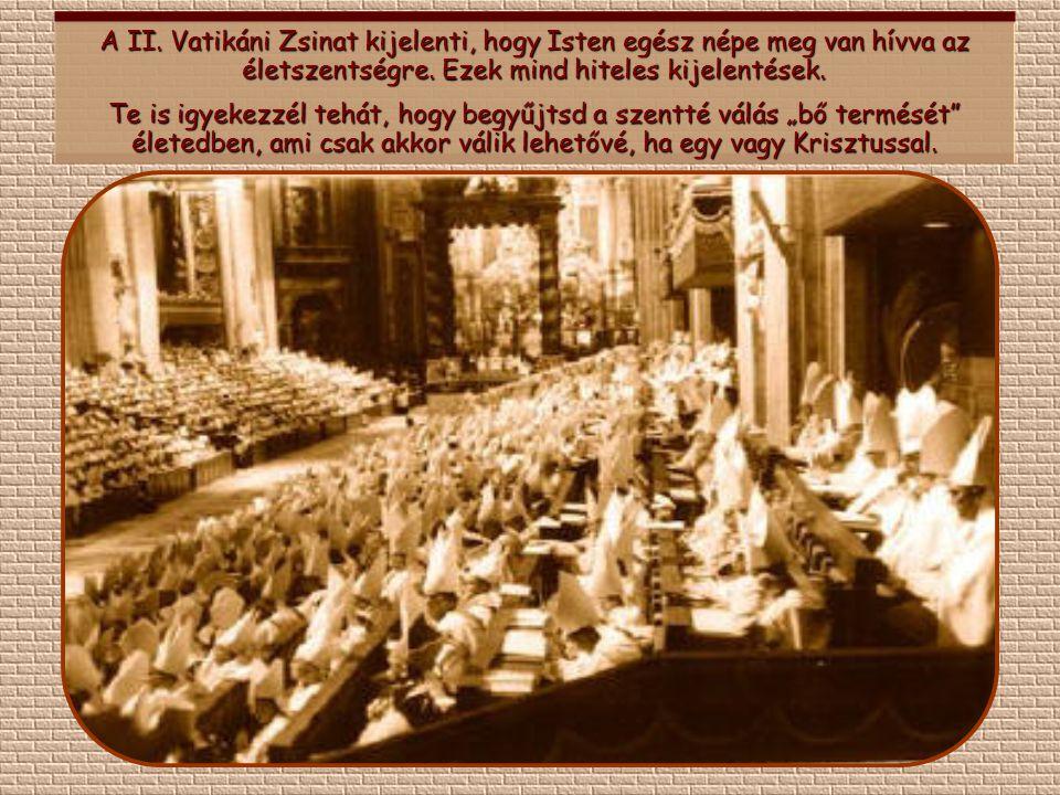 Avilai Szent Teréz egyháztanító biztos abban, hogy mindenki, a legegyszerűbb ember is eljuthat a legmagasabb misztikus szemlélődésre.