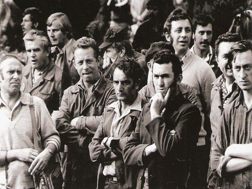 Munkásvédő Bizottság 1976 többek közt a szervezett lengyel ellenzék megszületésének dátuma is.