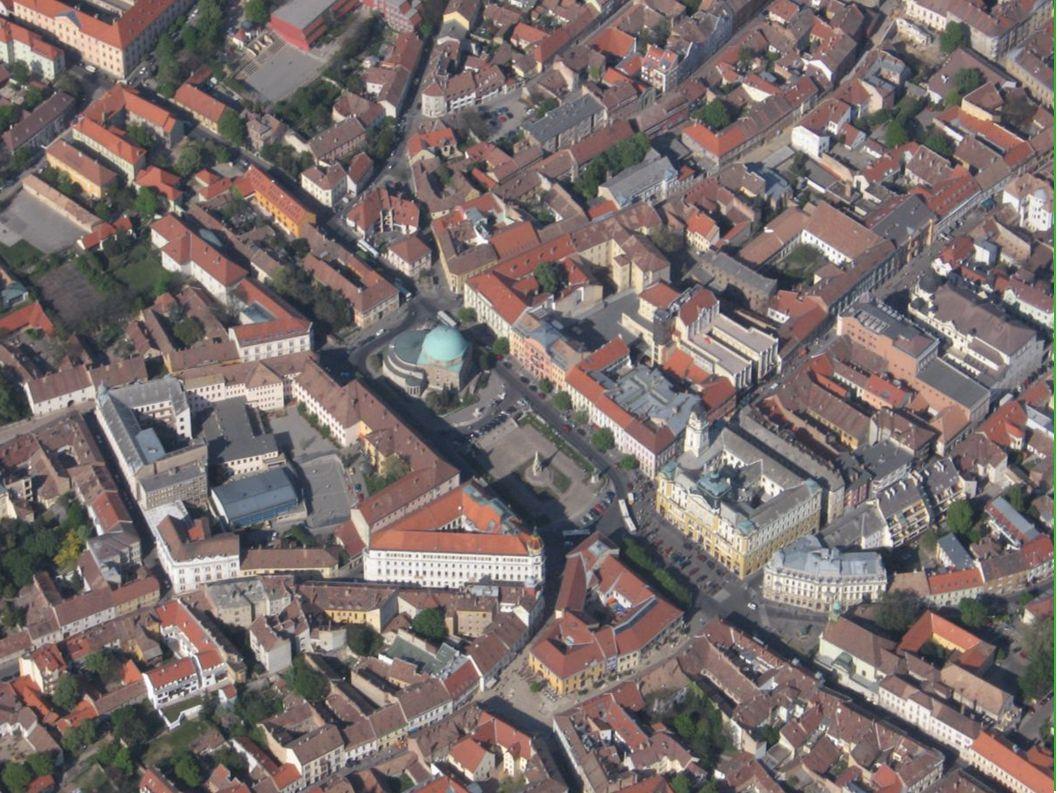 Projektek ● Pécsi konferencia- és koncertközpont : A Pécsi konferencia- és koncertközpont (Kodály Központ) egy kulturális intézmény a pécsi Balokány városrészben.