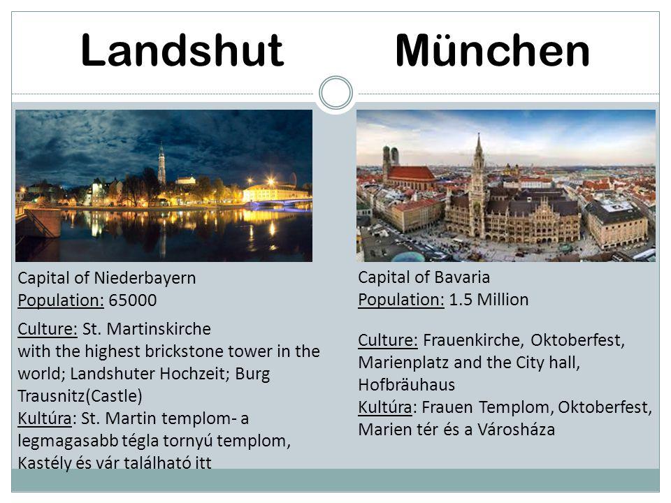Landshut München Culture: St.