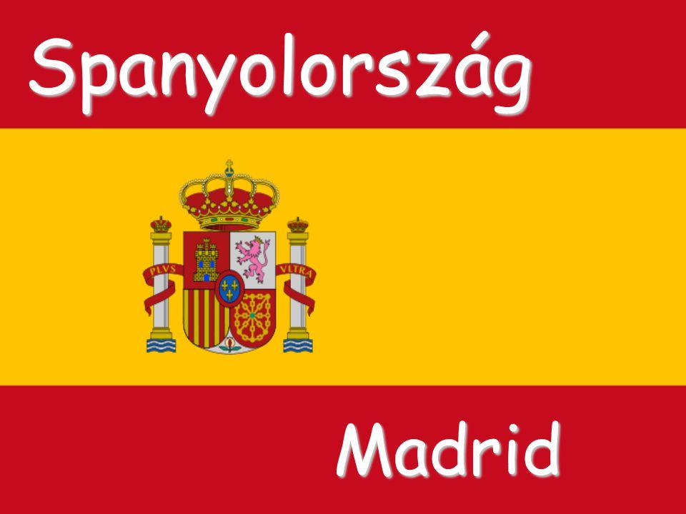 Spanyolország Madrid