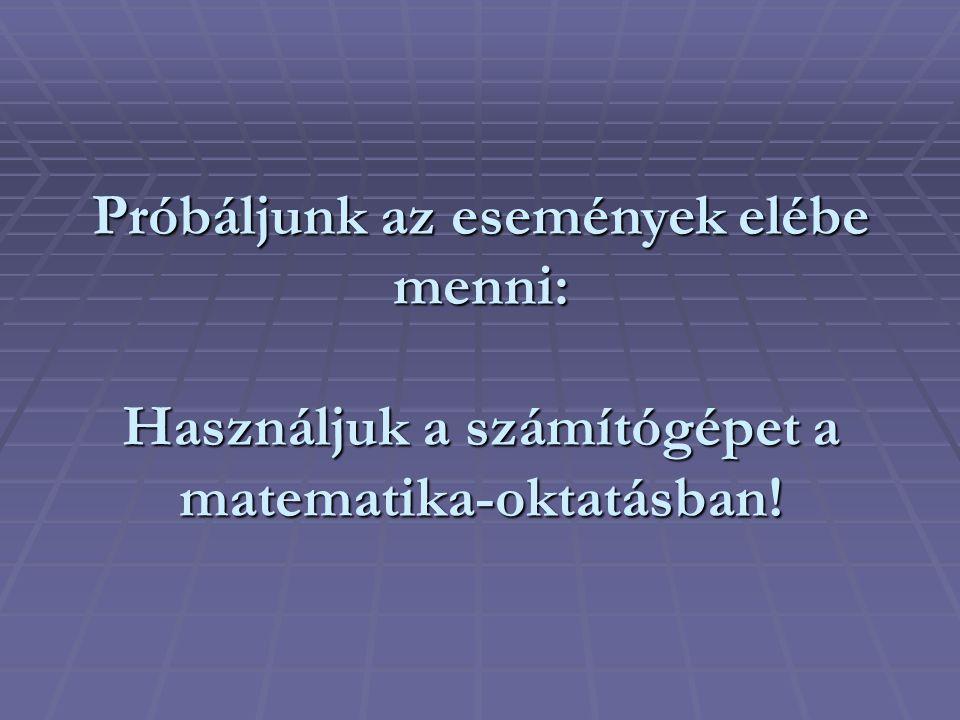 Köszönöm a figyelmet! Koncz.Levente@arpad.sulinet.hu www.arpad.sulinet.hu