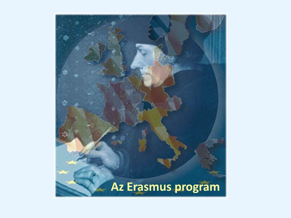 Az Erasmus program