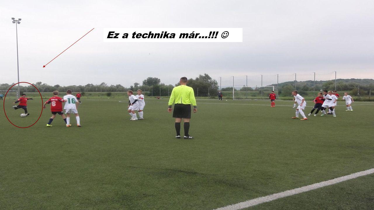 Ez a technika már…!!!