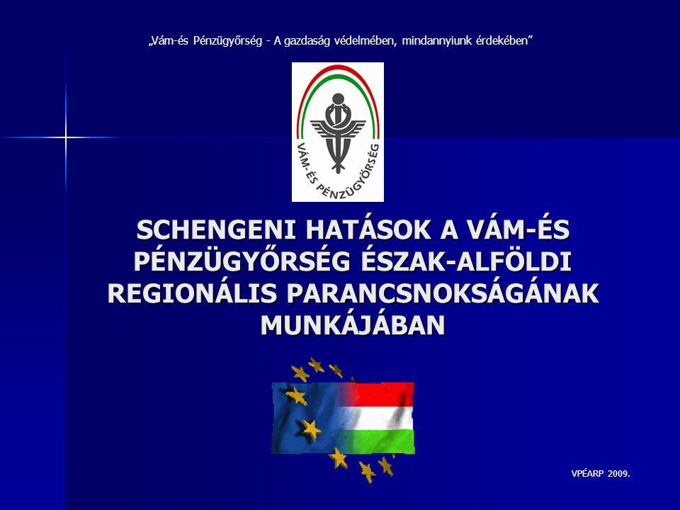 Az integrált határellenőrzési rendszer szereplői ÁLLAT-ÉS NÖVÉNYEGÉSZSÉGÜGYI ZÁRSZOLGÁLAT