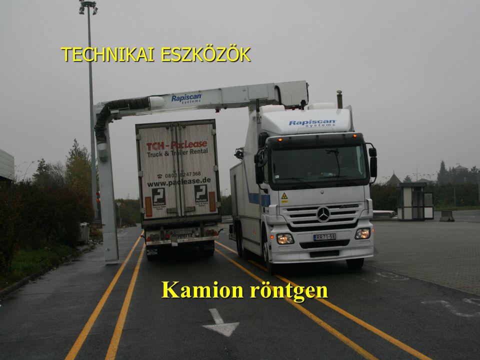 Kamion röntgen