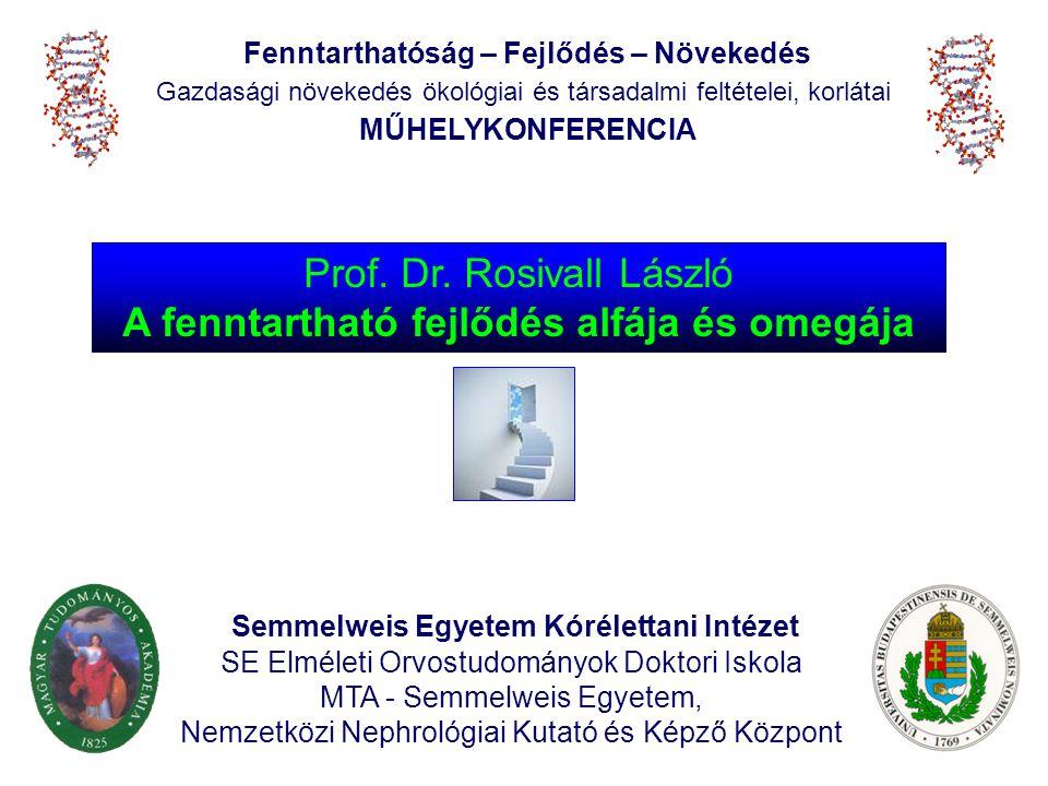 Semmelweis Egyetem Kórélettani Intézet SE Elméleti Orvostudományok Doktori Iskola MTA - Semmelweis Egyetem, Nemzetközi Nephrológiai Kutató és Képző Központ Prof.