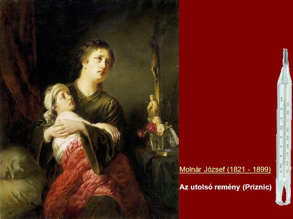 Molnár József (1821 - 1899) Molnár József (1821 - 1899) Az utolsó remény (Priznic)