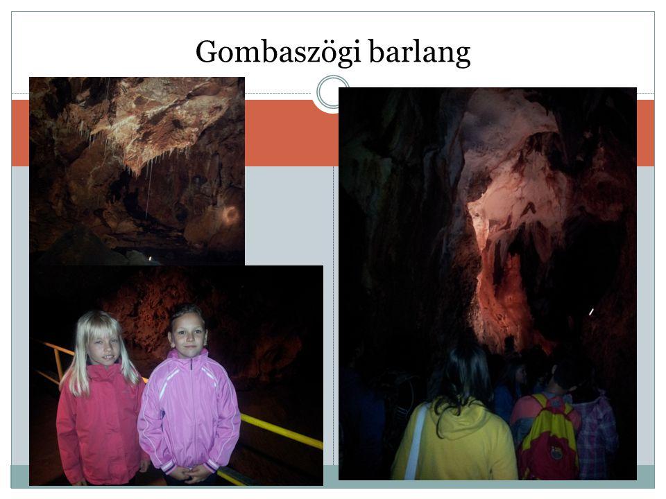 Gombaszögi barlang