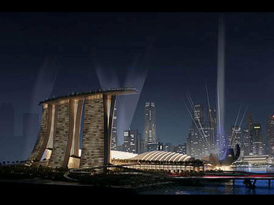 """A komplexumtól azt várják, hogy nagy forgalmú turisztikai attrakció lesz. A jövőben még más épületek is nyílnak meg: színházak, múzeumok és még egy """"K"""