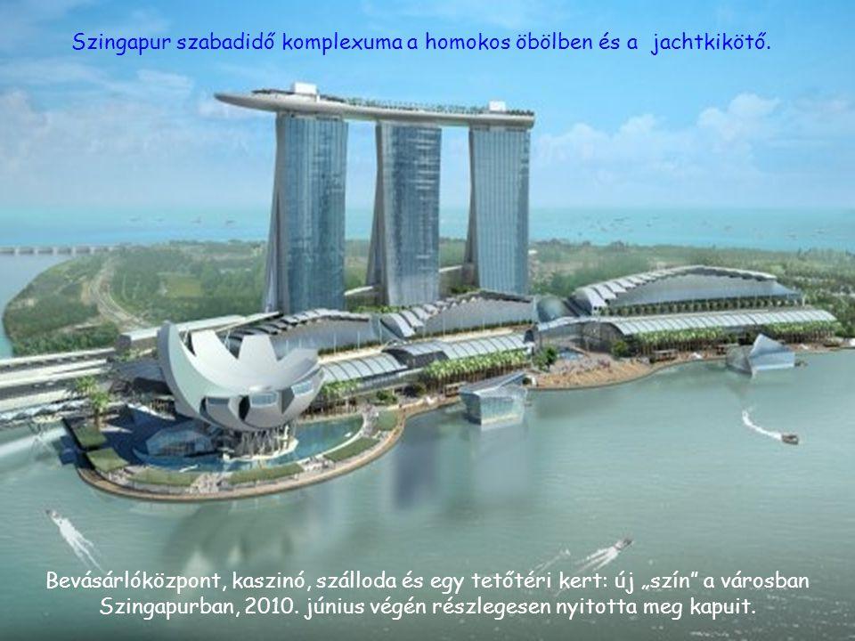 A szálloda 10.000 embert foglalkoztat majd…