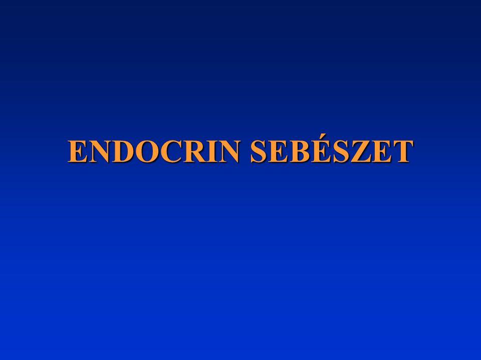 ENDOCRIN SEBÉSZET