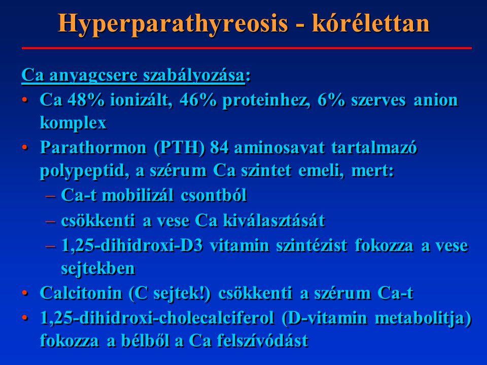 GASTRINOMA: ZOLLINGER-ELLISON SYNDROMA 70% multiplex, 60% malignus, ffi/nő arány 2:1, > 45 év70% multiplex, 60% malignus, ffi/nő arány 2:1, > 45 év Pancreasban, duodenumban, antrumban, ovariumbanPancreasban, duodenumban, antrumban, ovariumban 1/3–ban MEN I – gastrinoma + HPT + hypophysis tu.1/3–ban MEN I – gastrinoma + HPT + hypophysis tu.
