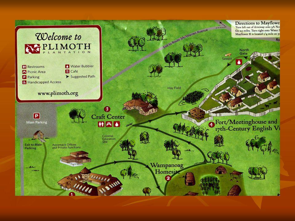 Plymouth Plantation: Plymouth Plantation: A város mellett található skanzen együttes nagyszerű képet ad a korszak viszonyairól, bemutatva a korai tele