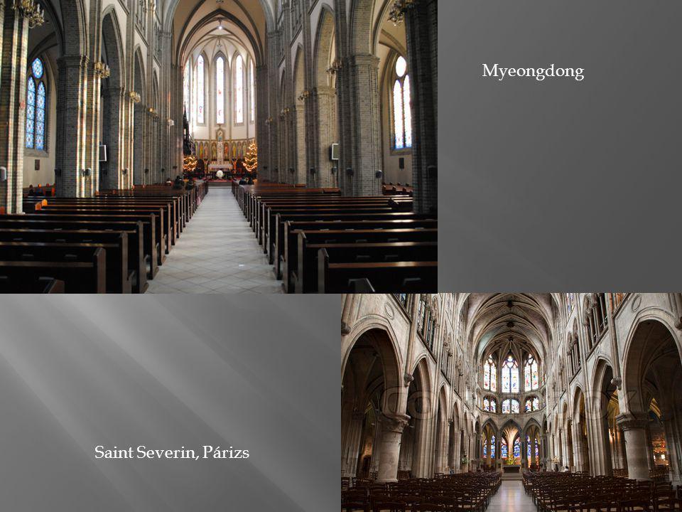 Saint Severin, Párizs Myeongdong