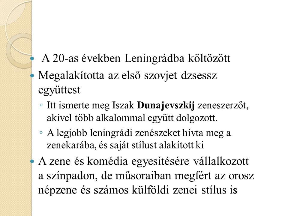 Iszak Dunajevszkij