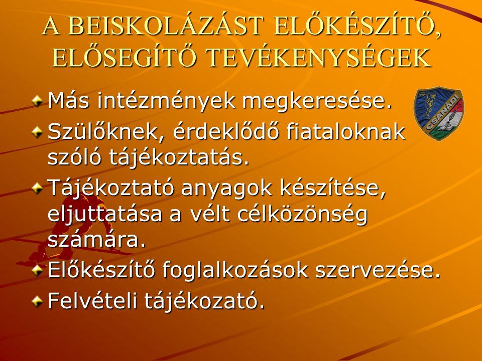 A FELVÉTELI VIZSGÁRÓL 1.Központi írásbeli felvételi vizsga magyarból és matematikából.