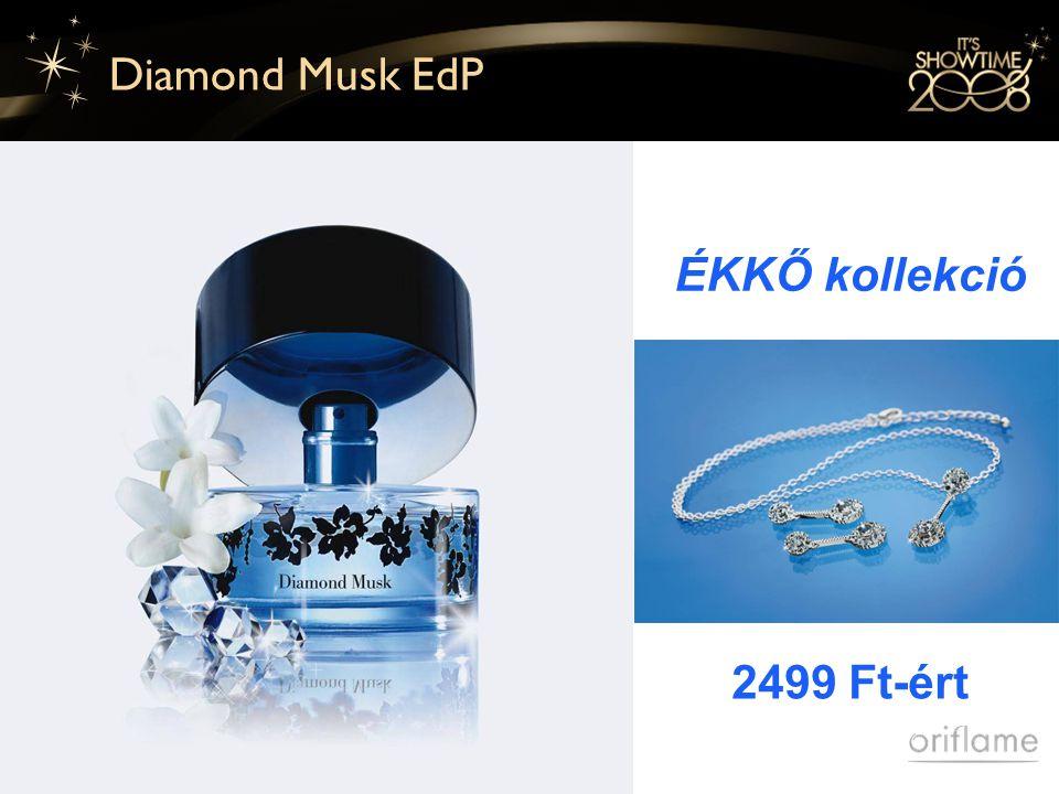 11 Diamond Musk EdP ÉKKŐ kollekció 2499 Ft-ért