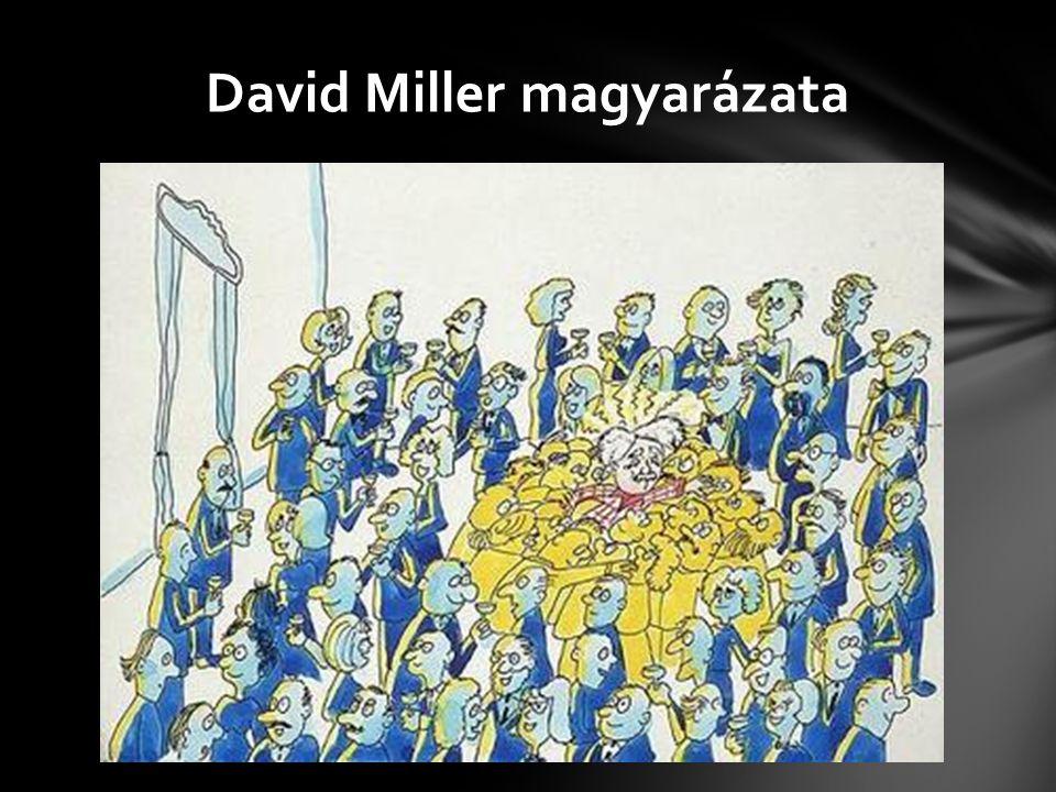 David Miller magyarázata