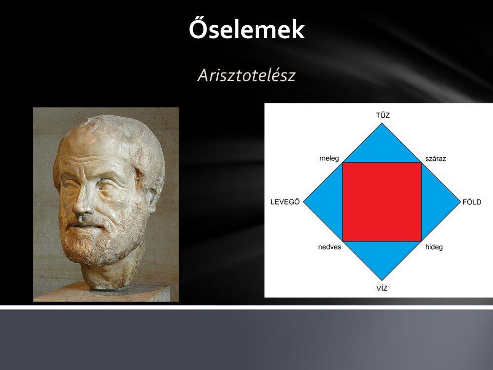 Őselemek Arisztotelész