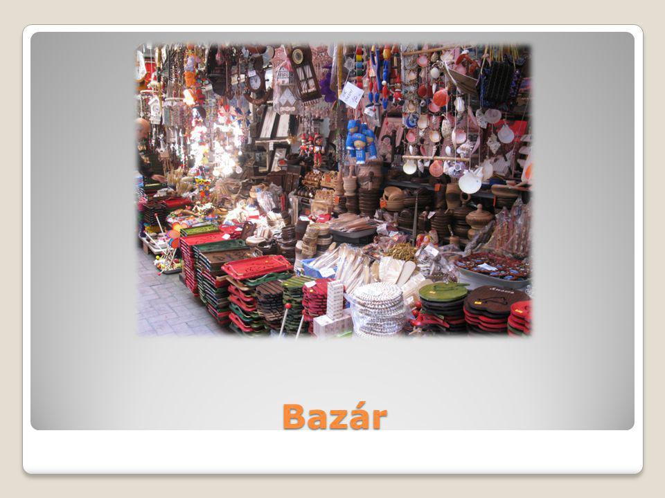 Bazár