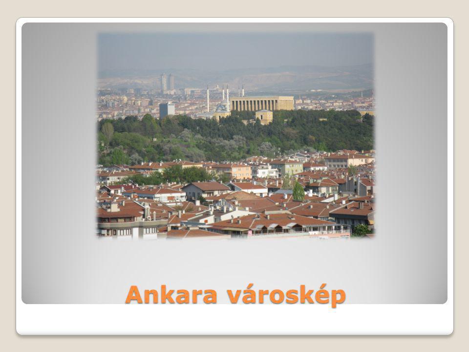 Ankara városkép