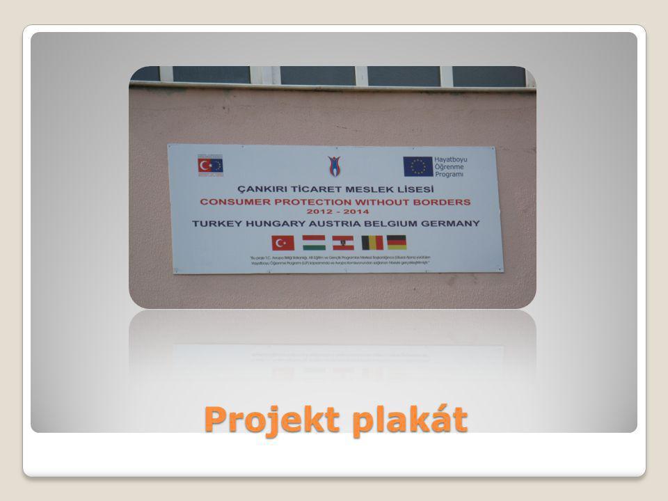 Projekt plakát