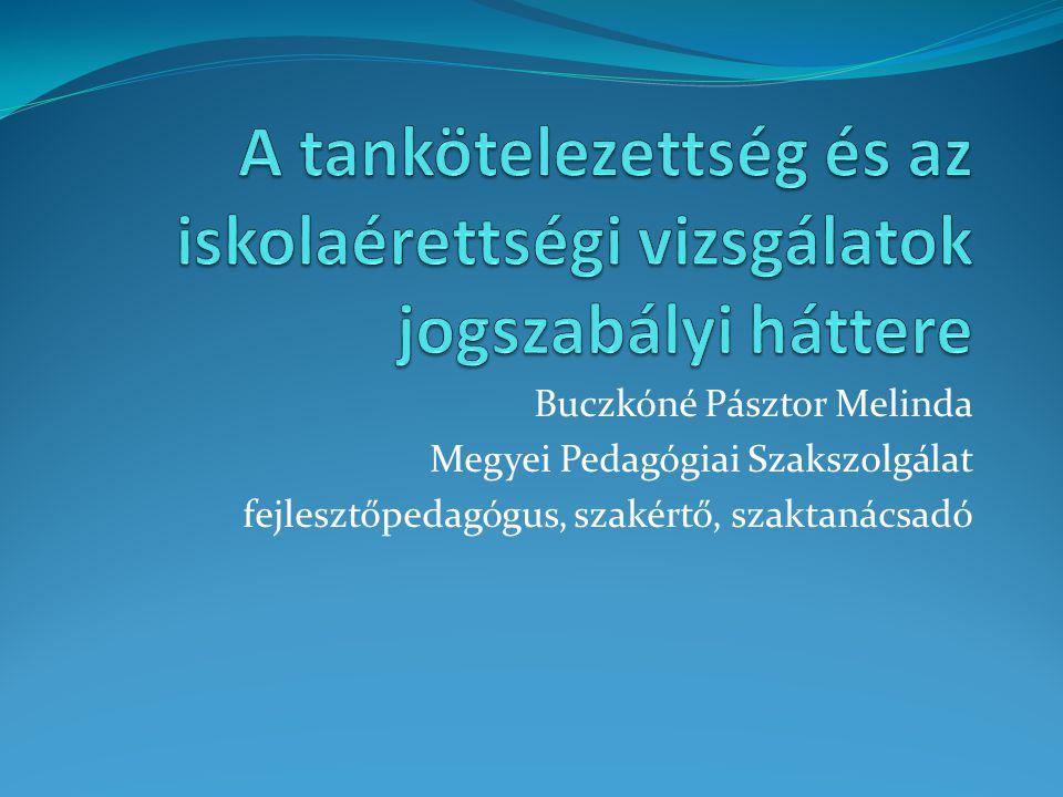 Buczkóné Pásztor Melinda Megyei Pedagógiai Szakszolgálat fejlesztőpedagógus, szakértő, szaktanácsadó