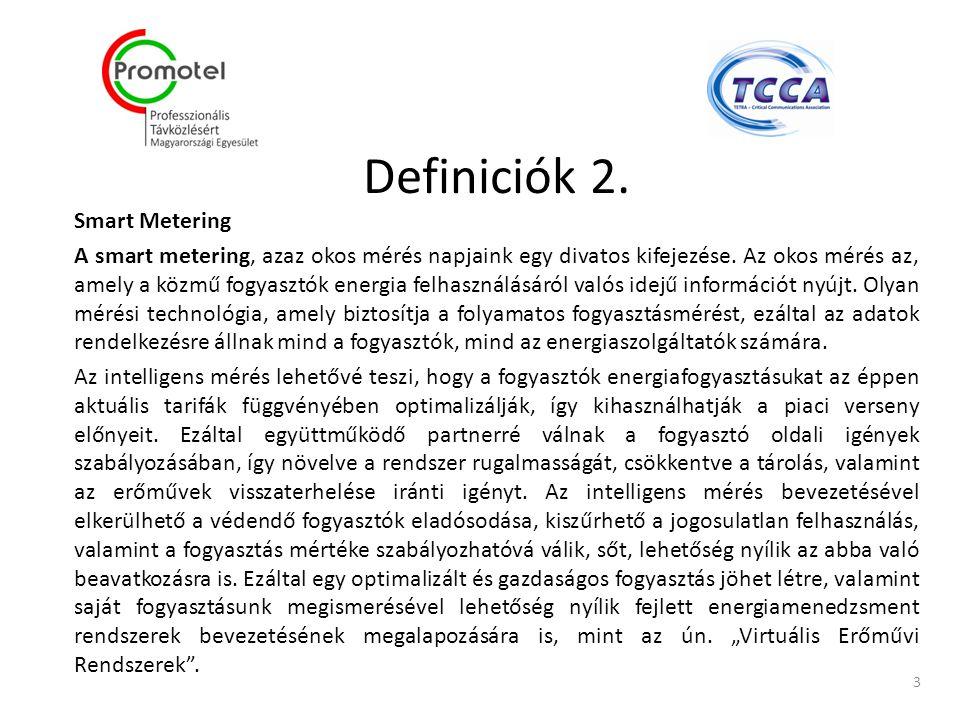 Definiciók 3.