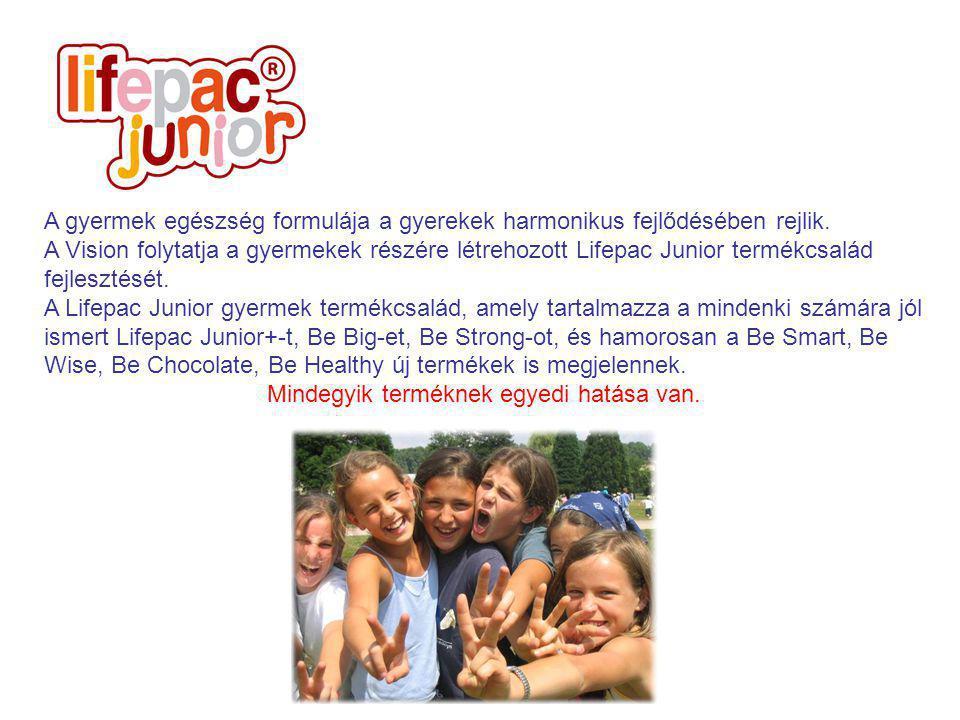 A gyermek egészség formulája a gyerekek harmonikus fejlődésében rejlik.