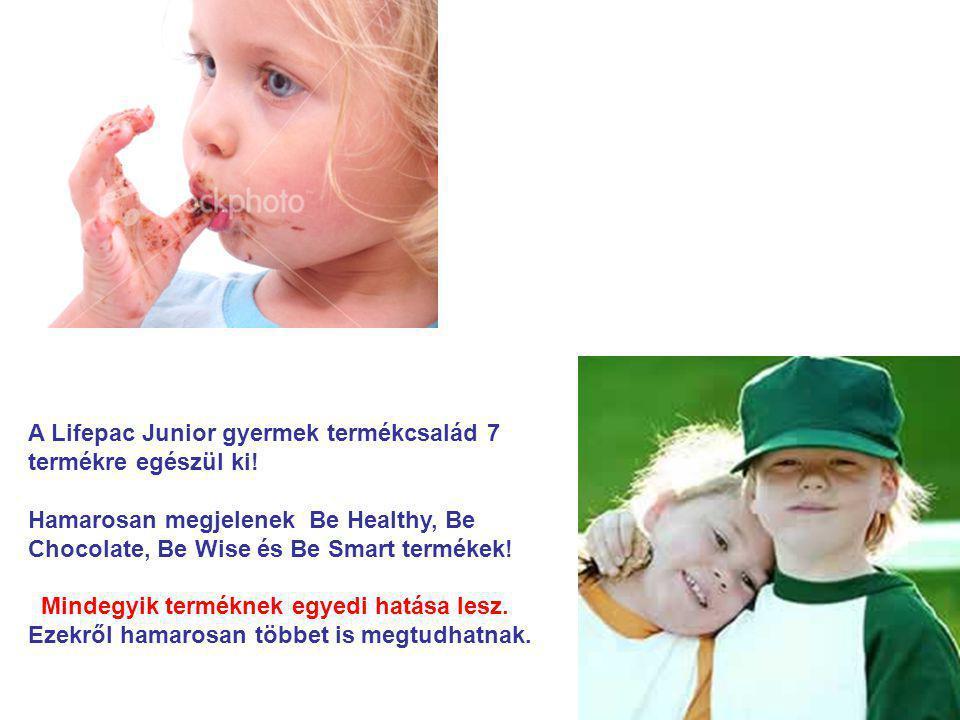 A Lifepac Junior gyermek termékcsalád 7 termékre egészül ki.