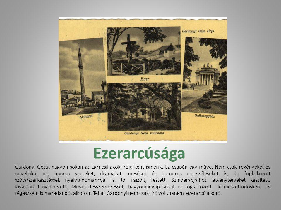 Születése, gyerekkora 1863.augusztus 3.-án Ziegler Géza - néven látta meg a napvilágot Gárdony-Agárdpusztán. Ziegler Sándor és Nagy Terézia első gyerm