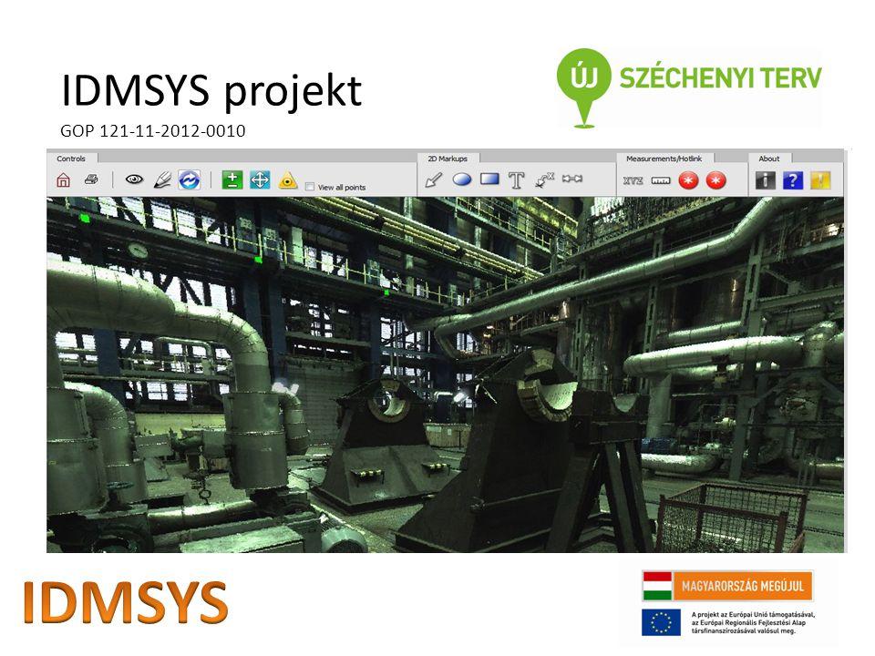 IDMSYS projekt GOP 121-11-2012-0010