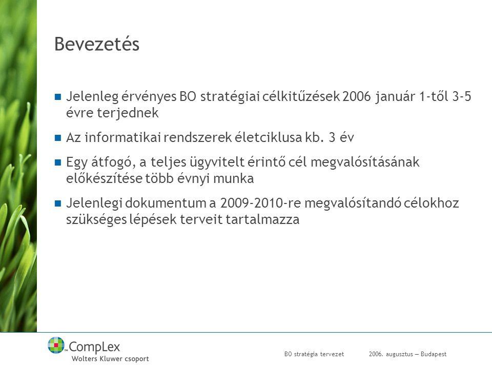 2006. augusztus — BudapestBO stratégia tervezet Kérdések / válaszok