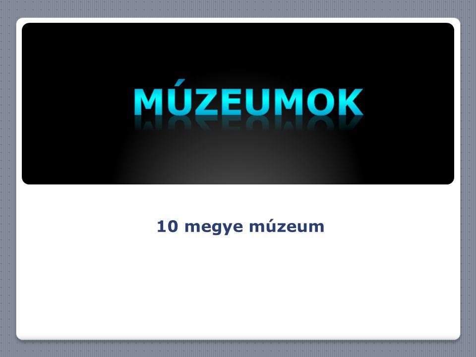Munkácsy Mihály Múzeum (Békéscsaba) A Munkácsy Mihály Múzeum Békés megye megyei múzeuma, 1899-ben alapította a Békéscsabai Múzeumi Egyesület.