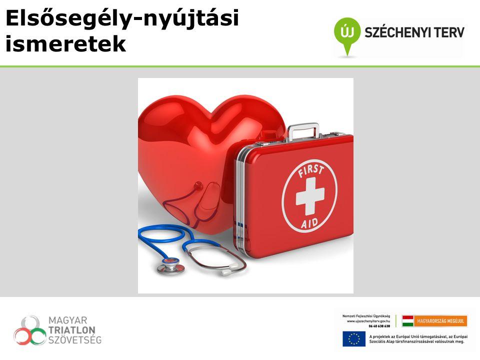 Újraélesztés A vérkeringés helyreállítása (szívmasszázs) A szívmasszázst szigorúan csak képzett és vizsgázott szakember végezheti.