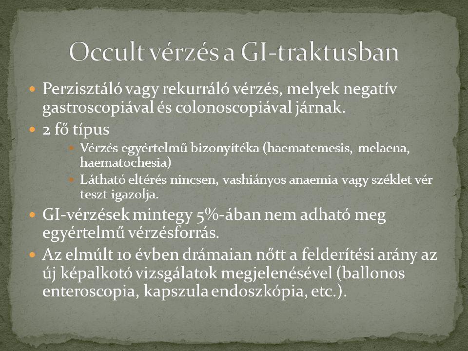 V.J.67 éves férfi Anamnesiséből kiemelendő: Appendectomia, mko.