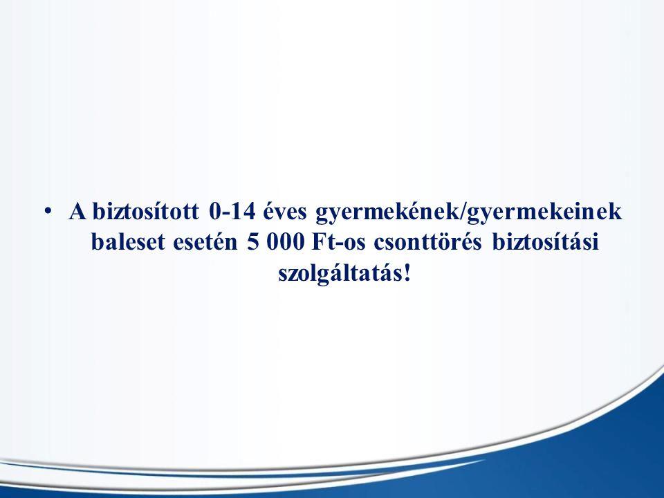 Uniqa: Szuper-V Háromféle választható csomag: Bázis, Standard, Optimum A csomagok egységesen tartalmazzák: Baleseti modul Baleseti asszisztencia szolgáltatás Privát felelősségi modul Privát jogvédelem