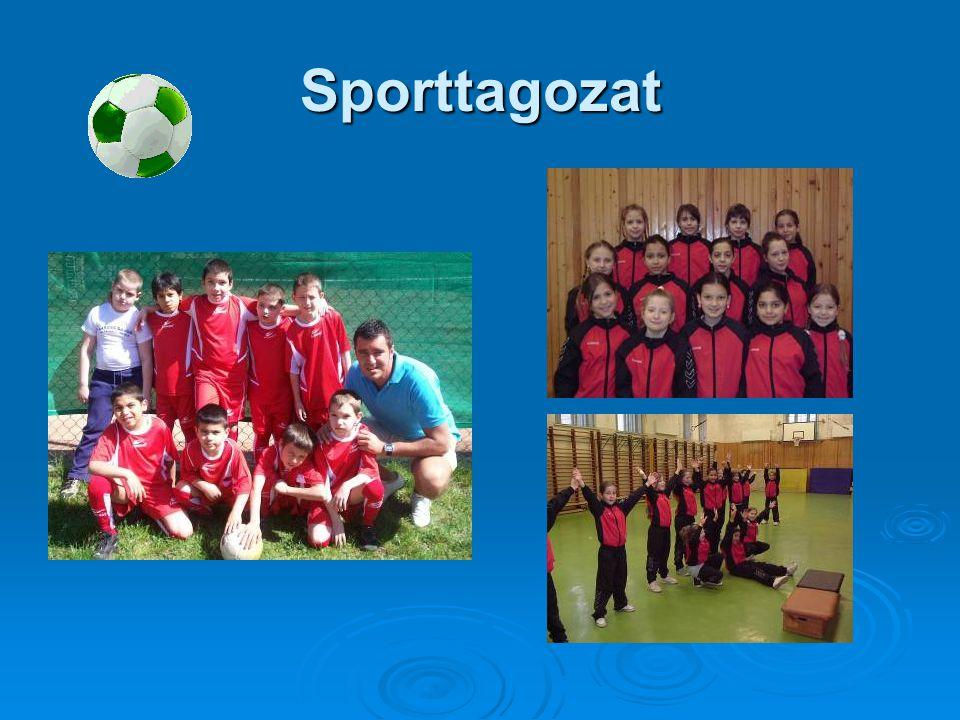 Sporttagozat