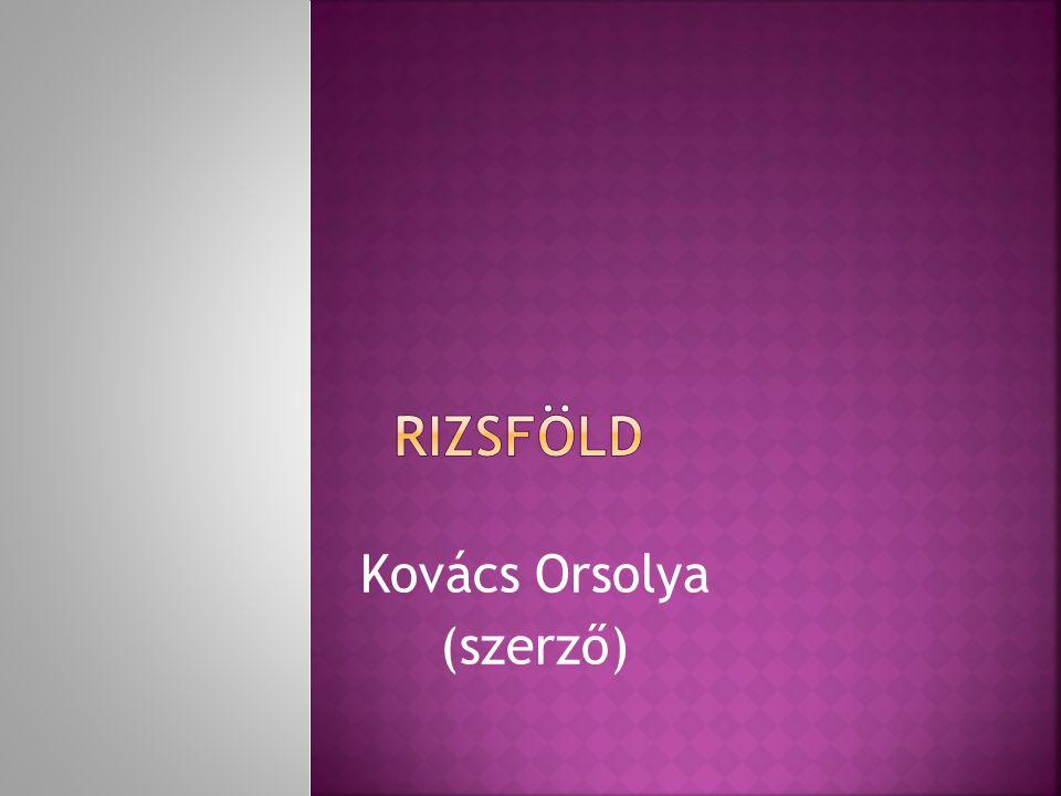 Kovács Orsolya (szerző)