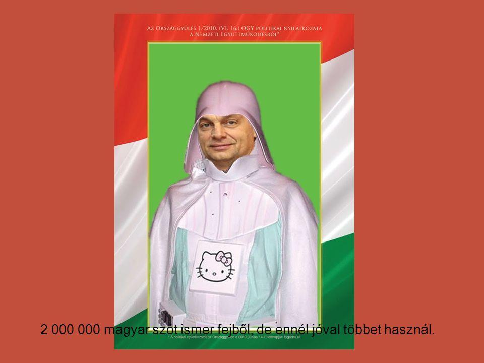 5 gyerekéből 3-at maga Orbán Viktor szült.