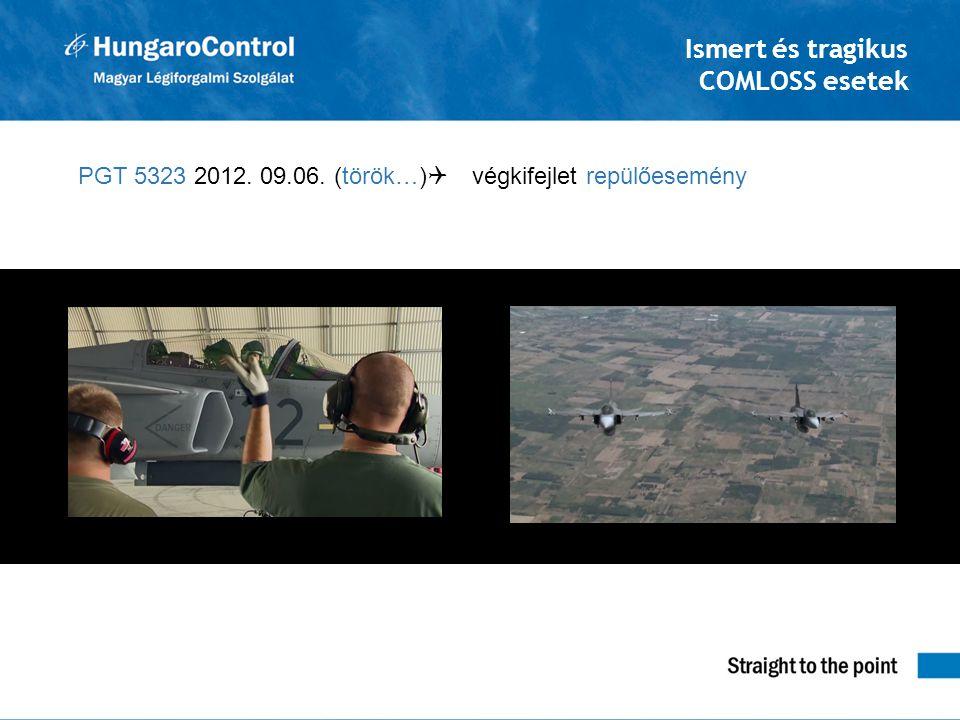 PGT 5323 2012. 09.06. (török…)  végkifejlet repülőesemény Ismert és tragikus COMLOSS esetek