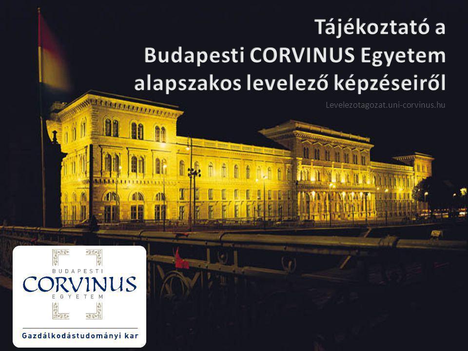 Gazdálkodástudományi Kar 2. Levelezotagozat.uni-corvinus.hu