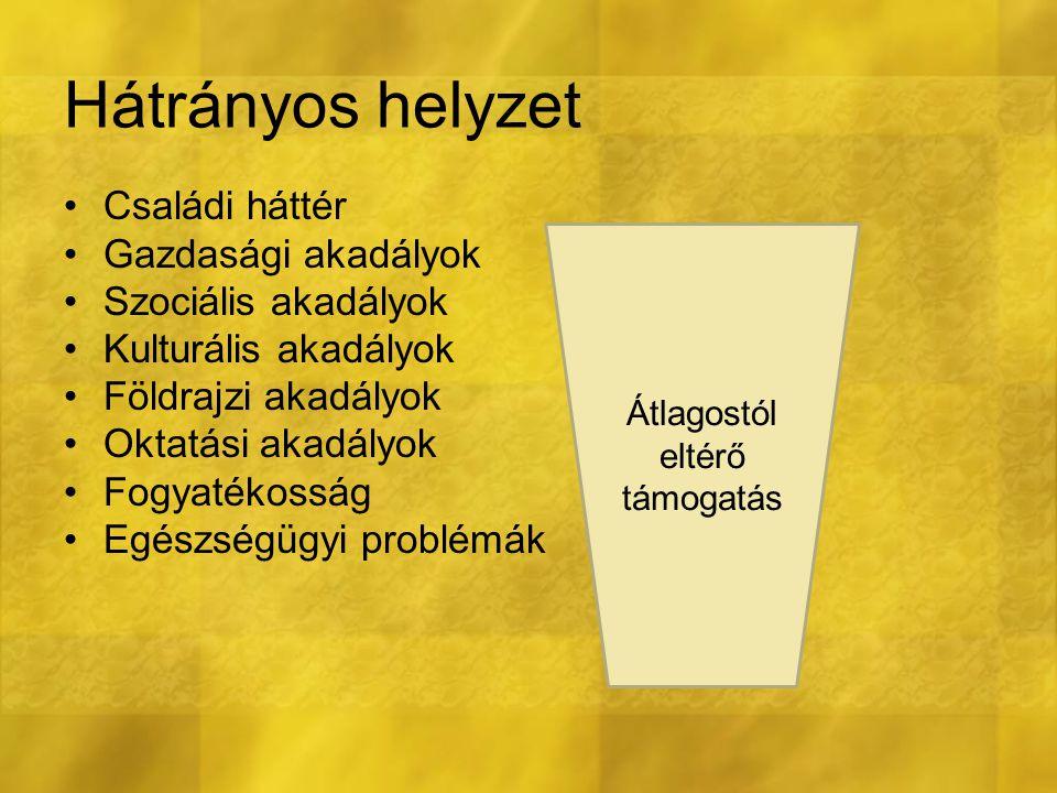 Veszélyeztetettség  Gyvtv.5.