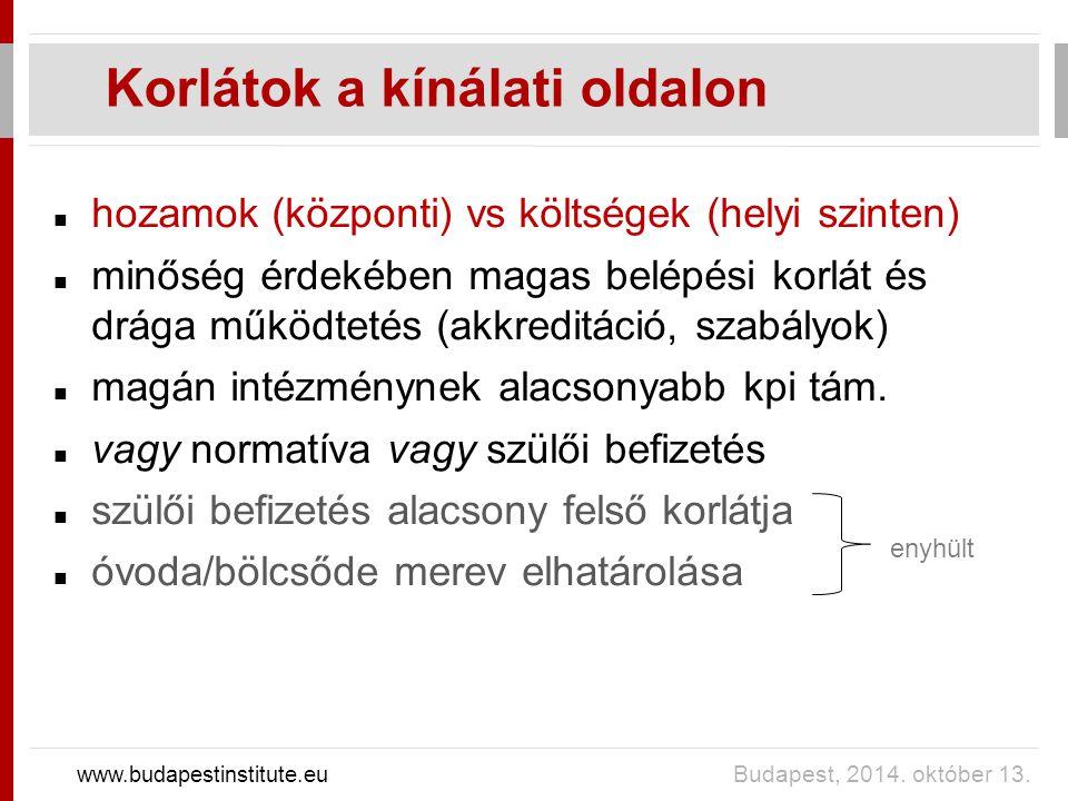 Pályázatok www.budapestinstitute.eu Budapest, 2014.