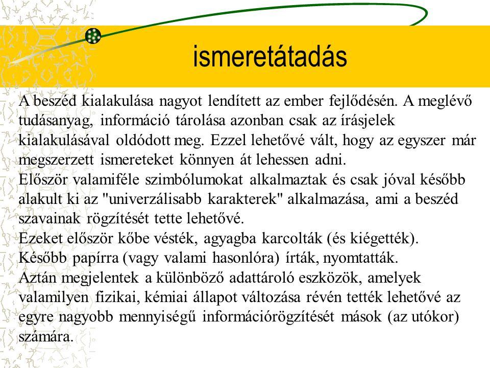 Időszaki kiadványok, sorozatok A Magyar Elektronikus Könyvtár közel nyolcszáz folyóirat weblapjának címét és tartalomjegyzék szolgáltatások címét tartalmazza http://www.mek.iif.hu/porta/virtual/magy ar/efolyir/ http://www.mek.iif.hu/porta/virtual/magy ar/efolyir/