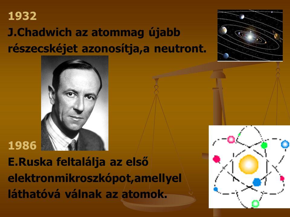 Az atomelmélet fejlodési Az atomelmélet fejlodési szakaszai szakaszai