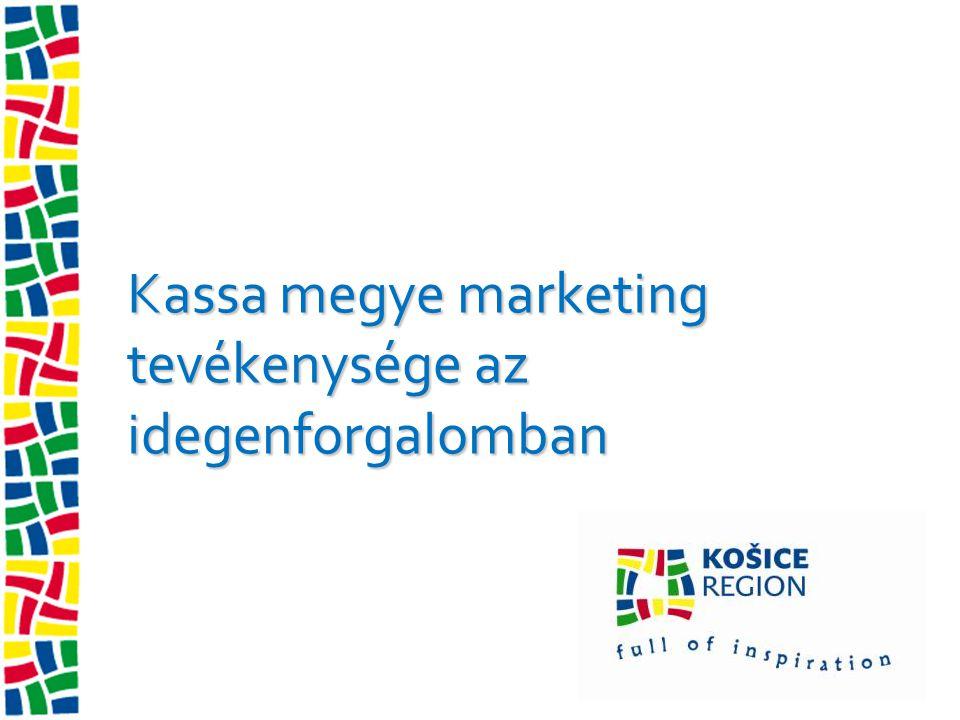 Kassa megye marketing tevékenysége az idegenforgalomban