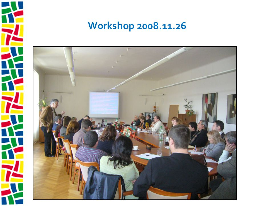 Workshop 2008.11.26