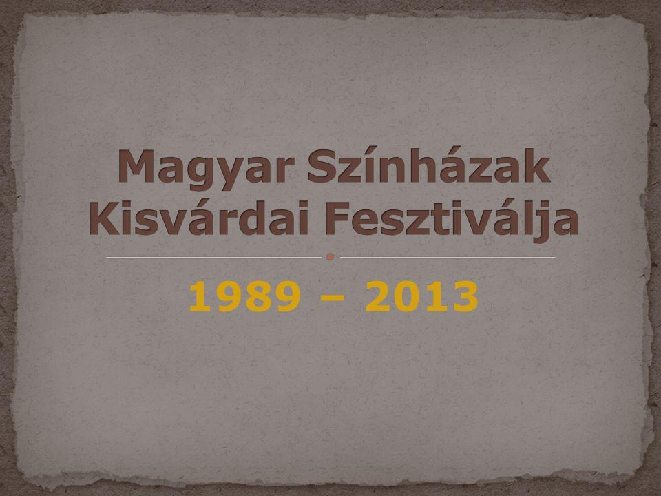 1989 – 2013